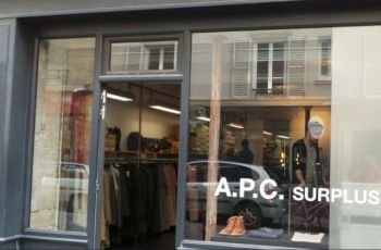 APC Stock Paris