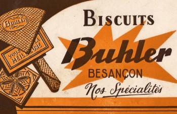 Biscuiterie Buhler Besançon Doubs