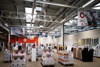 White Outlet Factory Saint-Ouen