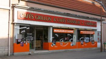 magasin usine Café Henri Neuves Maisons