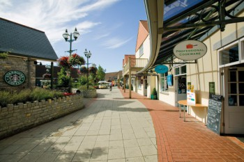 Clarks Village Outlet sommerset