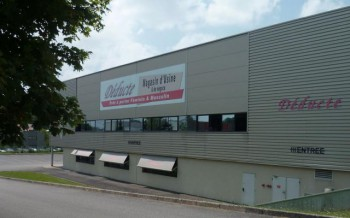 Miserey-Salines magasin usine