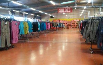 magasin usine Eider Lafuma Eloise