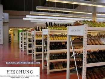 Magasin d'usine Heschung