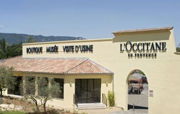 L'occitane Manosque magasin usine