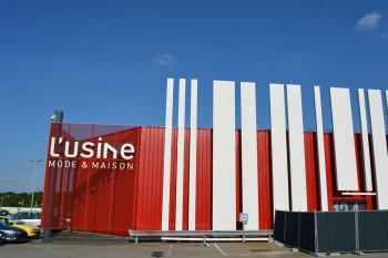 L 39 usine mode et maison v lizy villacoublay les magasins - Magasin d usine paris ...