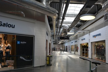 L'usine center Vélizy Villacoublay