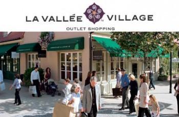 Paris la vall e village serris magasins d 39 usine for Maison marne la vallee