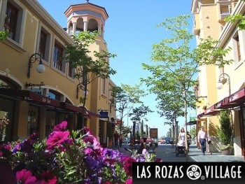 Las rozas village madrid magasins d 39 usine - The first outlet las rozas ...