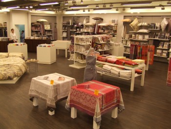 magasin usine Les Herbiers