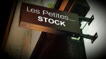 Stock Les Petites Paris
