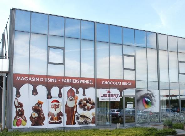 Chocolat Libeert Comines