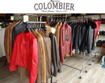 Megisserie colombier magasin usine