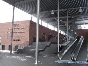 Magasins d'usine Metzingen