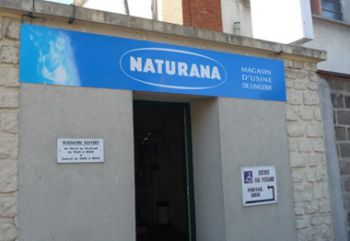 Lingerie Naturana Beauvallet La Rochette