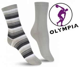 Olympia Romilly chaussettes