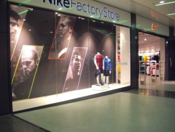 Nike Factory Store Mulhouse