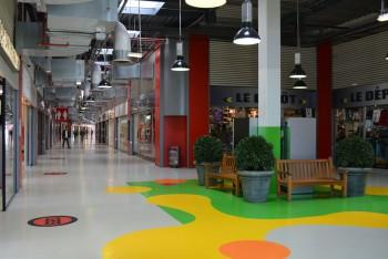 usine center franconville