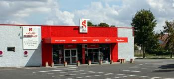 magasin usine seb Selongey