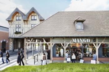 Troyes mc arthur glen les magasins d 39 usine - Liste des magasins d usine en france ...