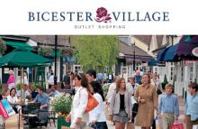Bicester Outlet Village