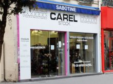 Stock Carel Sabotine