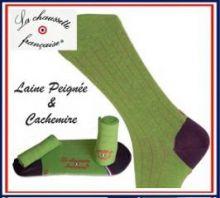 Chaussettes françaises