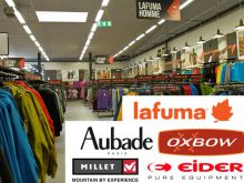 magasin usine Lafuma Anneyron